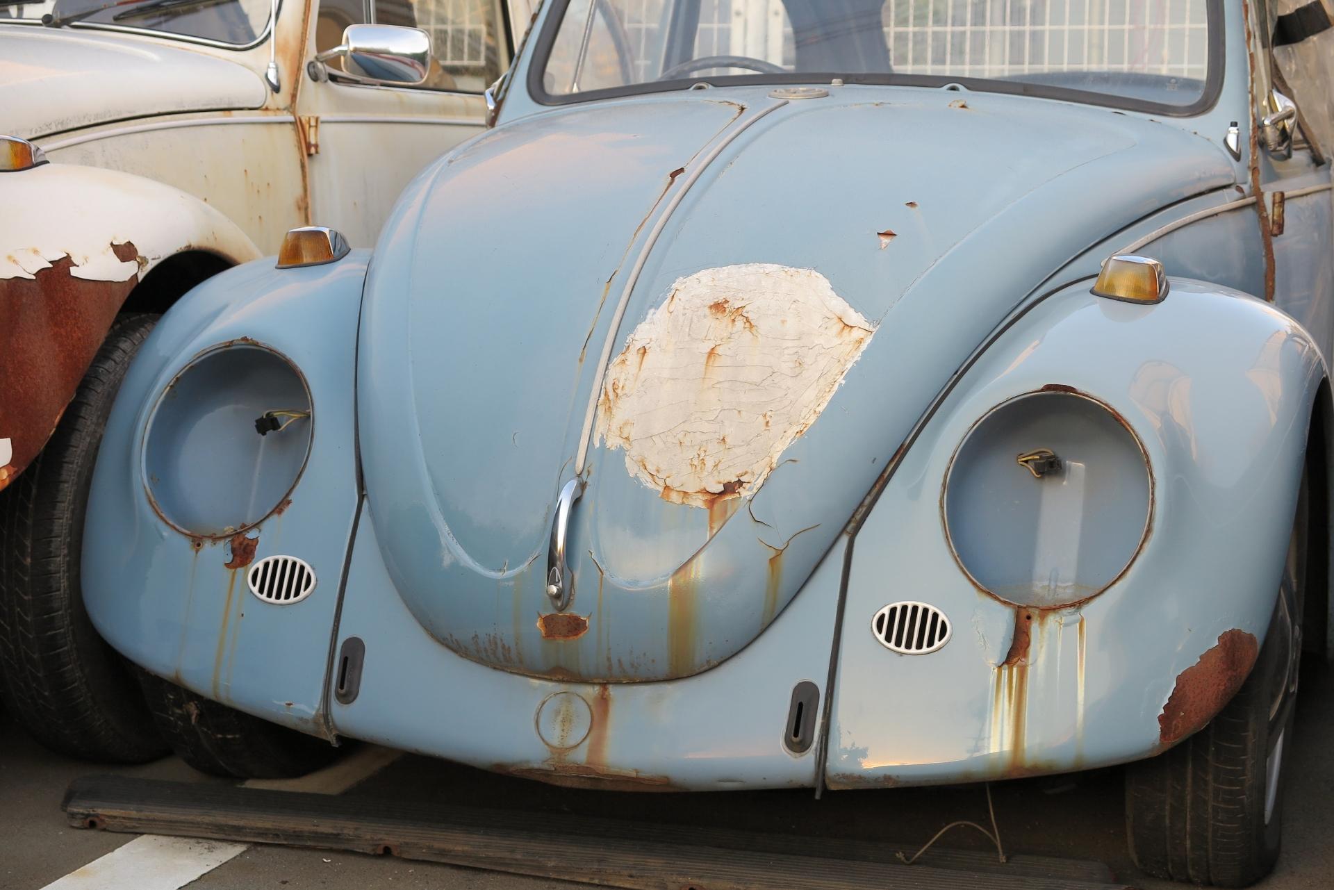 ボロボロの古い車でも買取はできる?